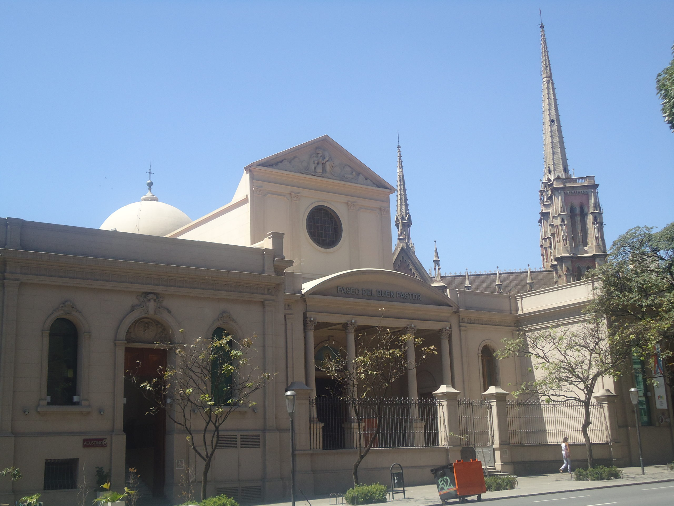 CM- Manzana del Buen Pastor